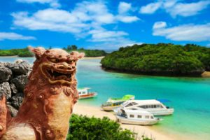Shisa and Okinawa