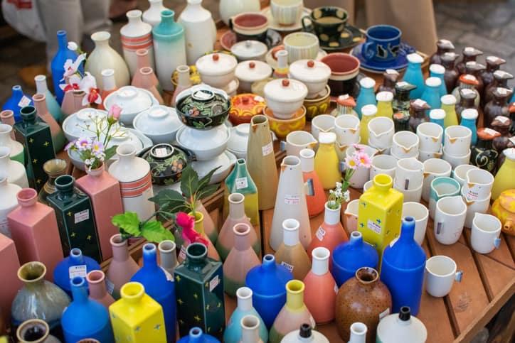 Saga Prefecture Pottery Arita
