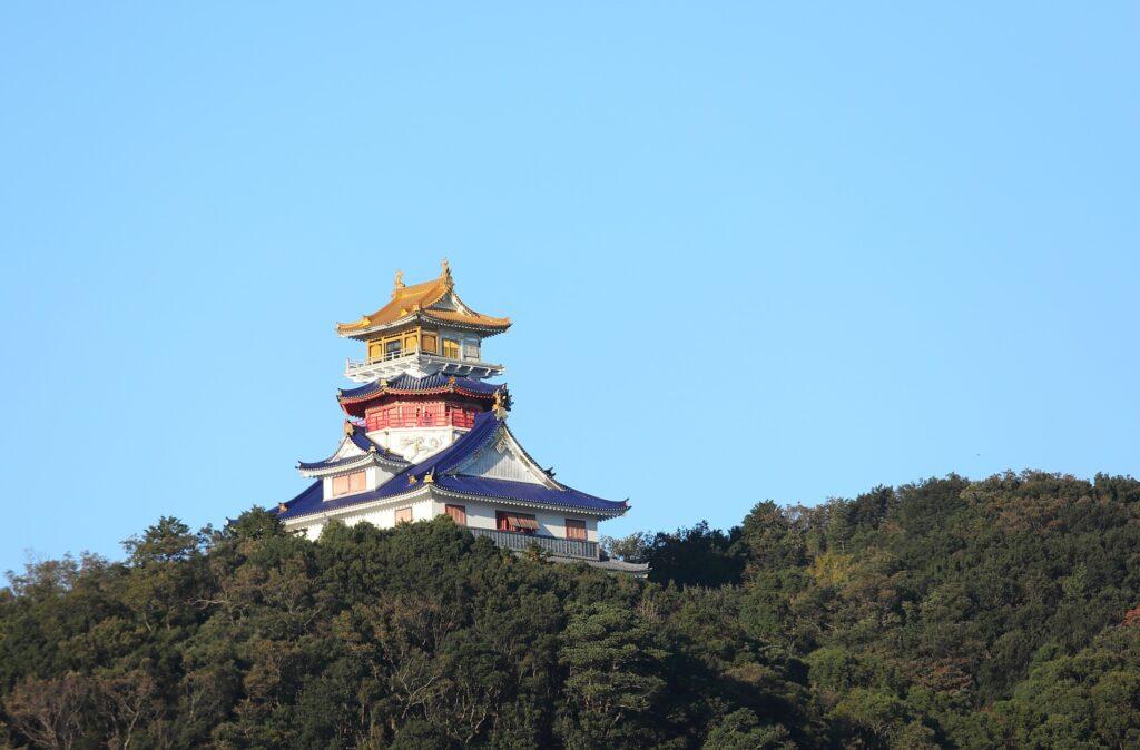 Azuchi Castle Ise Mie Prefecture