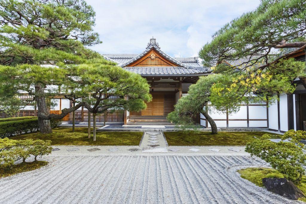 Ginkaku-ji Temple Kyoto