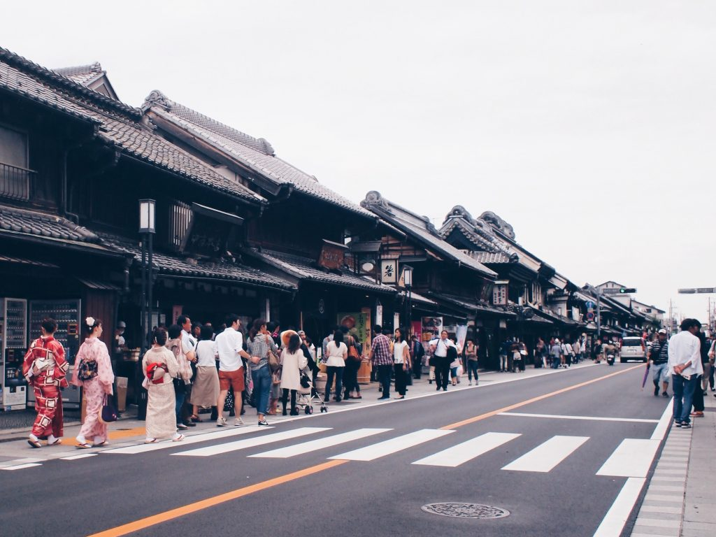 Kawagoe's Traditional Streets