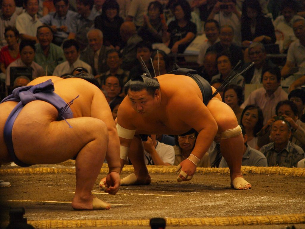 Top 10 cultural experiences in Japan: watch sumo