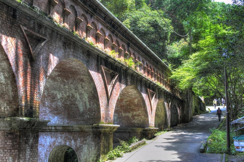 Nanzenji Aqueduct Flickr