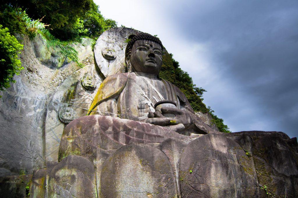 Buddha at Nokogiriyama, Chiba