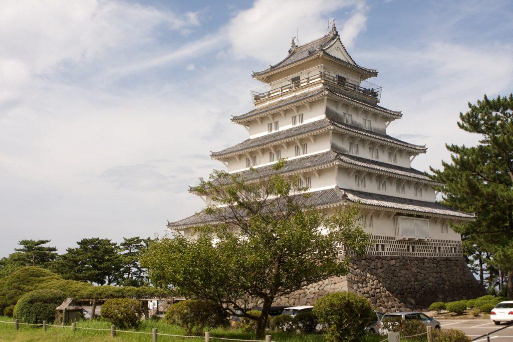 Shimabara Castle Nagasaki