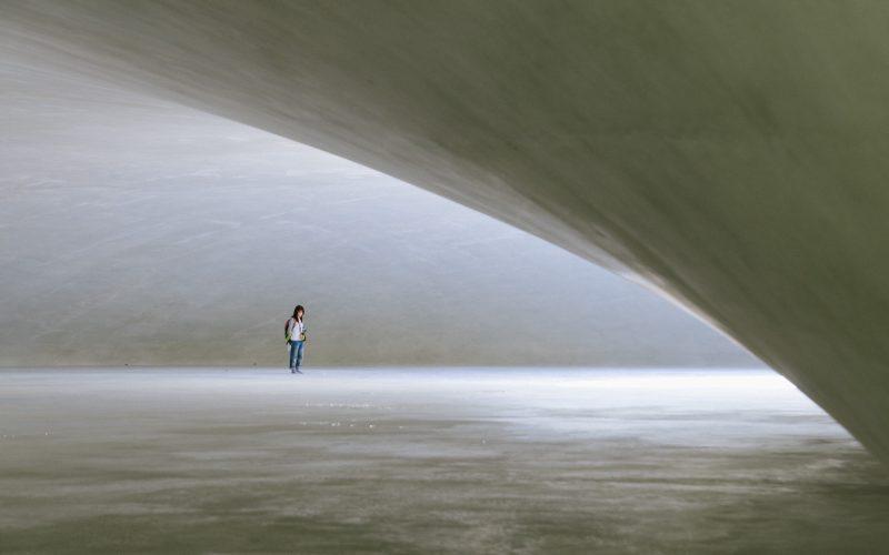 Teshima Art installation