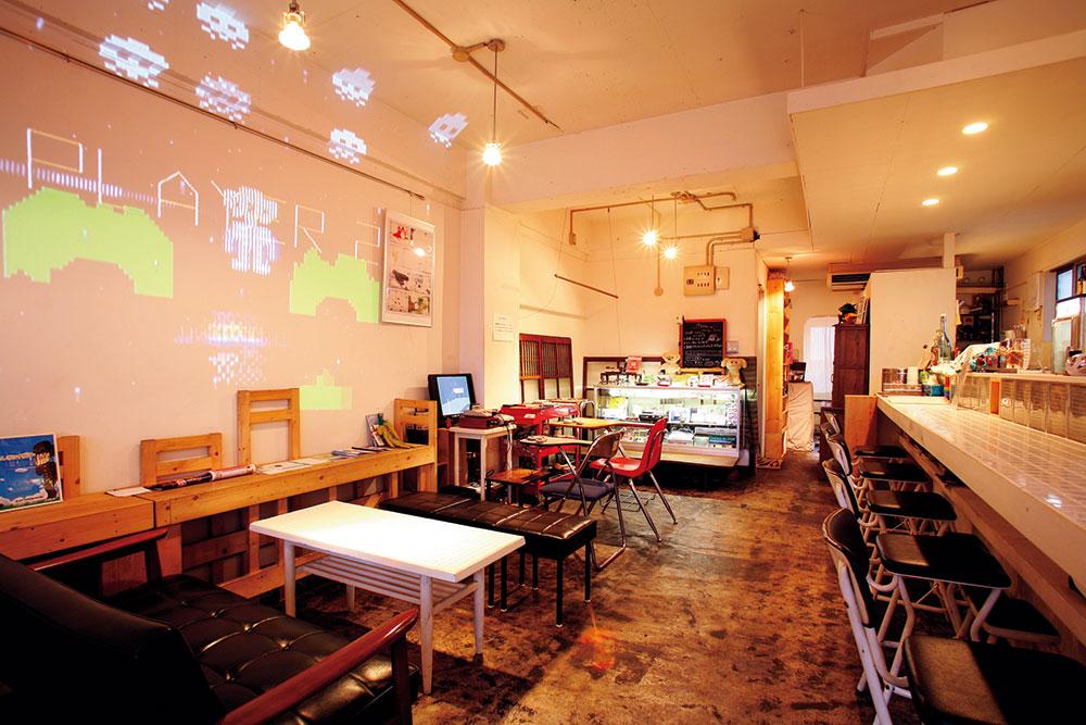 8bit Cafe Shinjuku