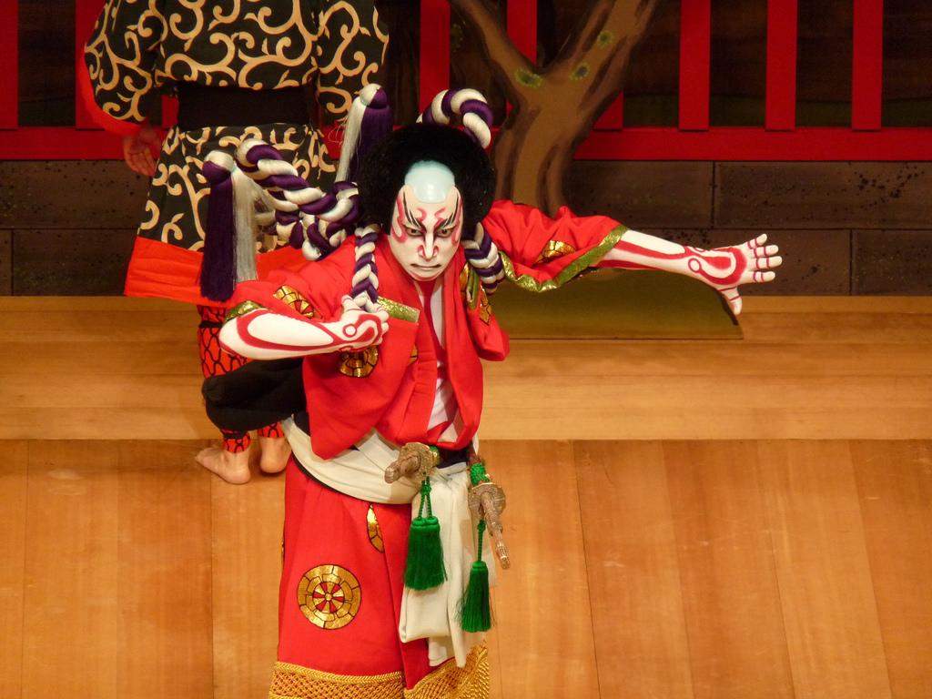 famous kabuki plays