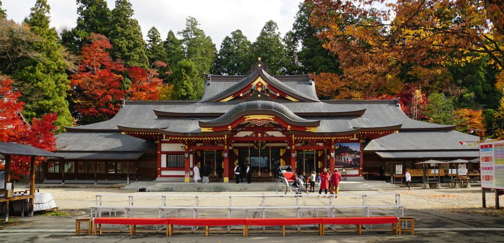 Morioka Hachimangu Shrine