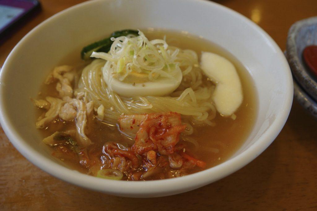 Morioka noodles