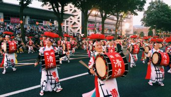 Top 10 cultural experiences in Japan: Join a matsuri