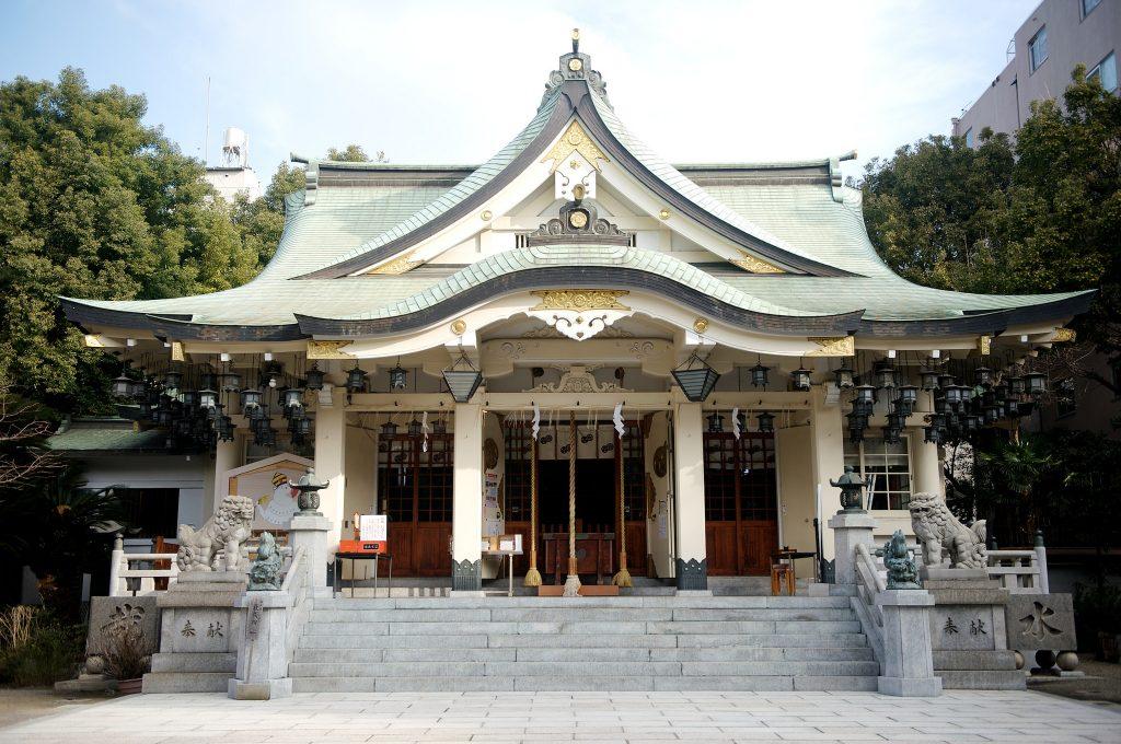 Namba Yakasa Shrine