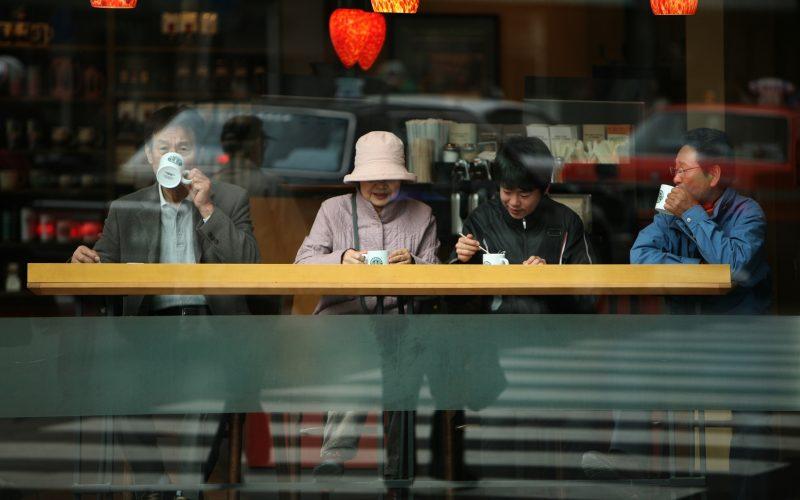 Top 5 Cafes Tokyo
