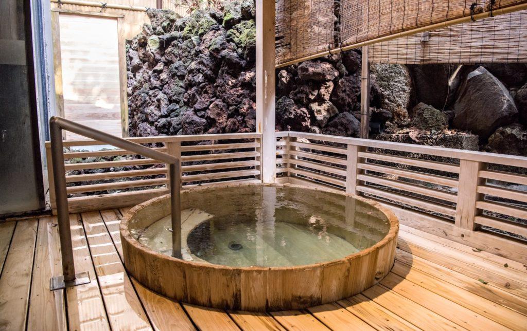 Mandara-Yu open air outdoor bath