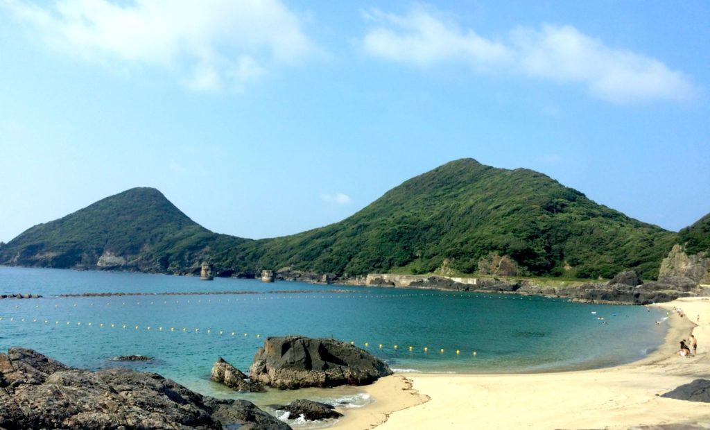Isso Beach on Yakushima/ Yaku Island, Japan