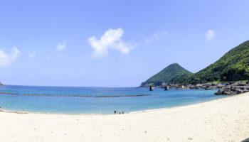 Isso Beach, Yakushima in Kagoshima