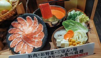 Fake Food replicas in Japan