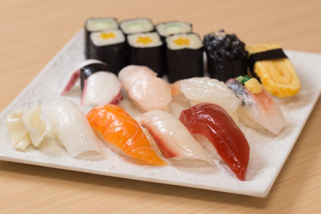 Gujo Hachiman food replica in Japan