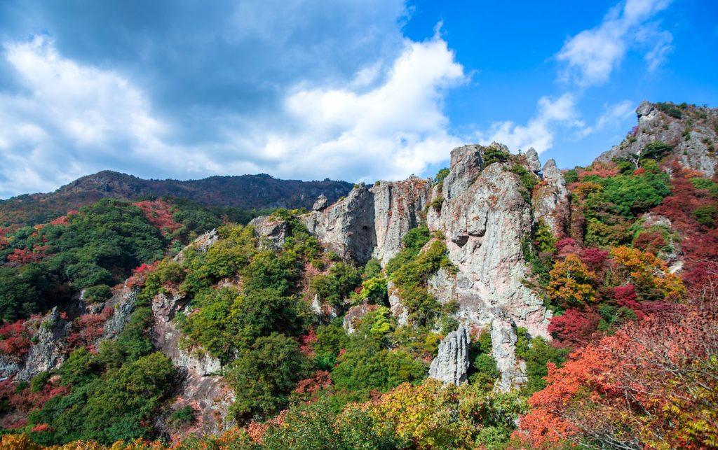 Kankakei, shodoshima