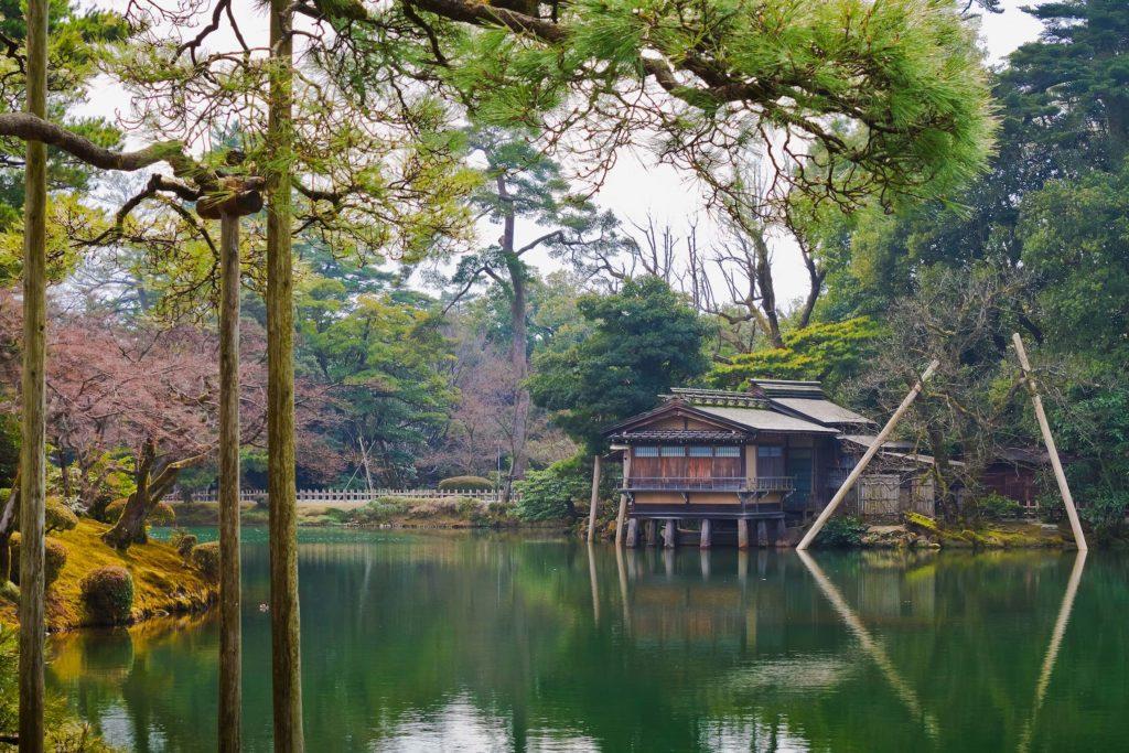 Uchihashi-tei in Kanazawa