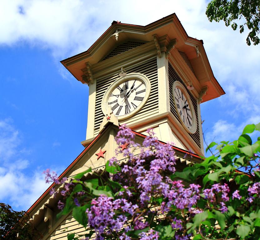 Sapporo Clock Tower Hokkaido Japan