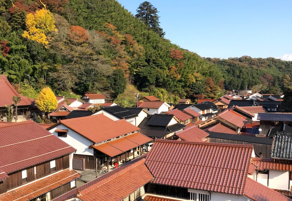 Iwami Ginzan houses