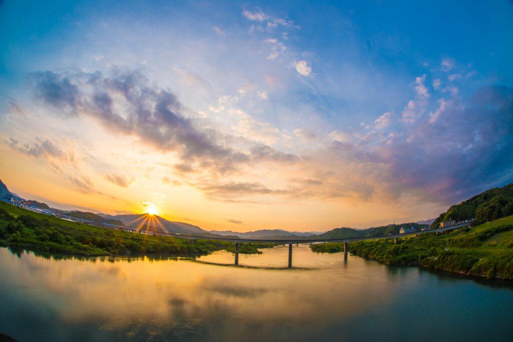 Shimantogawa-river Kochi