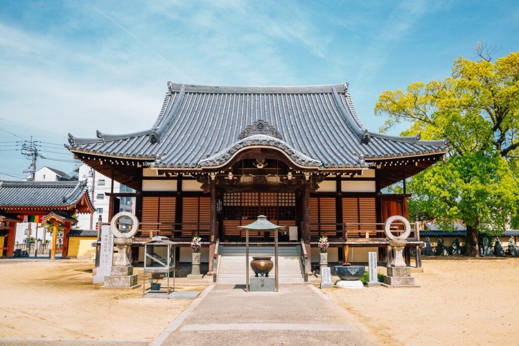 Zentsu-ji Temple Kagawa