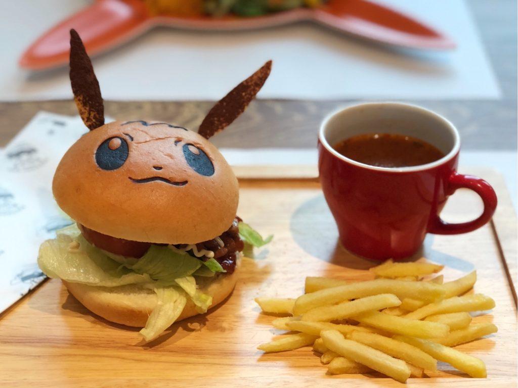 Pokemon Cafe Nihombashi