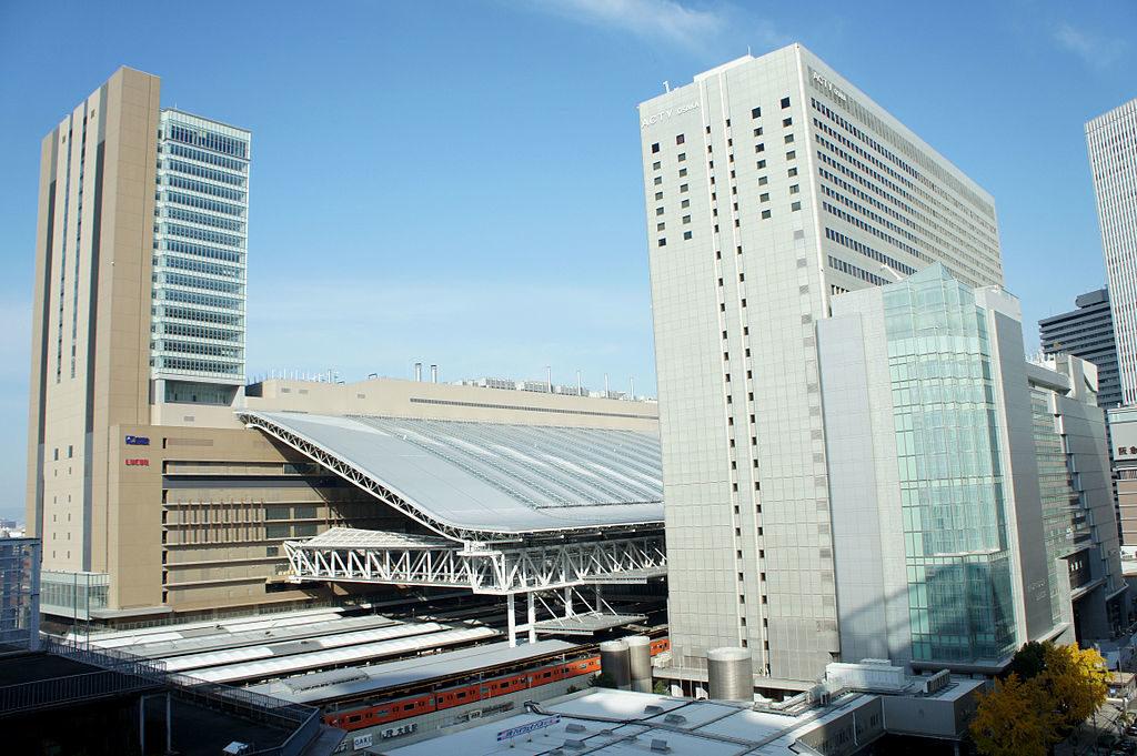 Osaka/Uemda station.