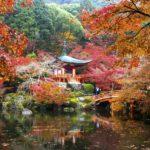 Daigoji, Kyoto, Japan