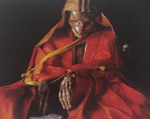 Where to see the mummified monks in Yamagata, Japan