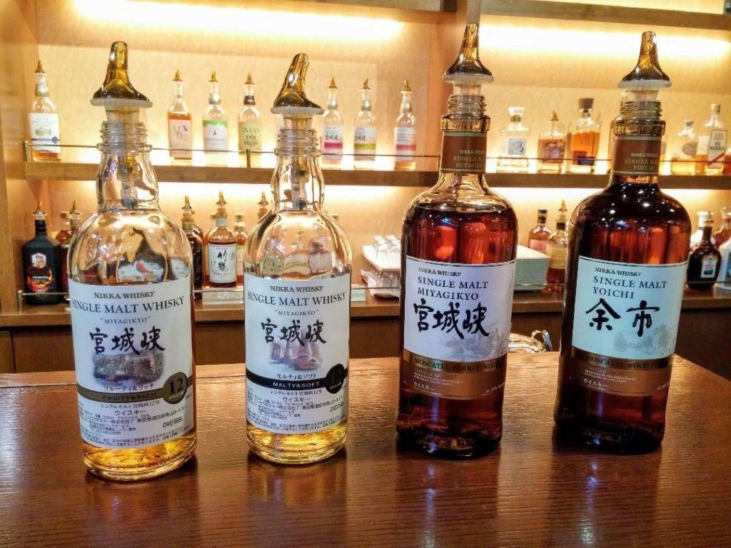miyagi nikka whiskey