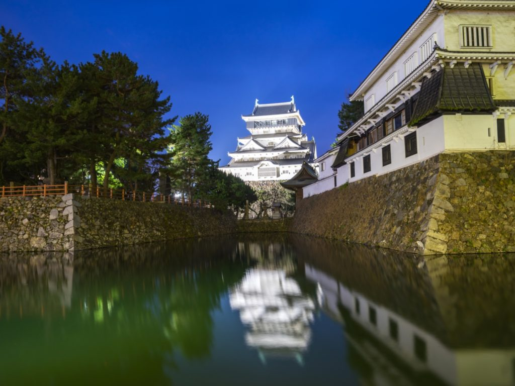 Kitakyushu Kokura Castle