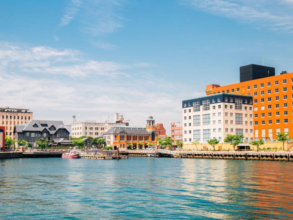 Kitakyushu Mojiko Port