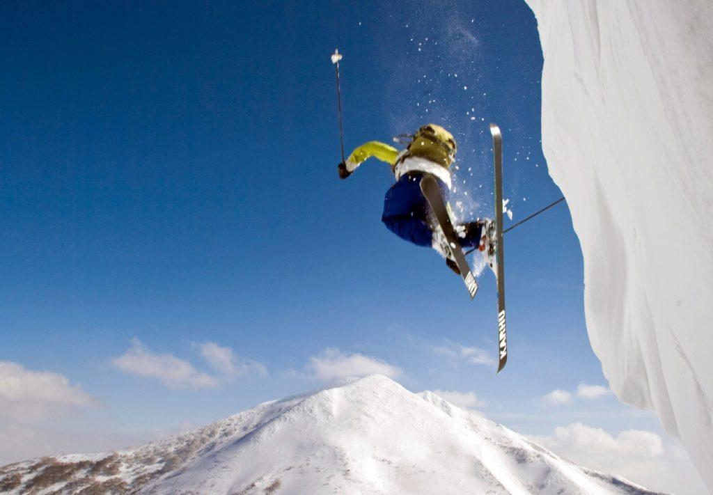 Niseko ski resort in Hokkaido Japan