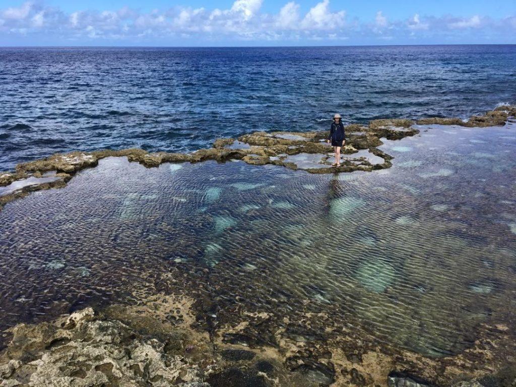 Okinawas Daito Islands. This is minami daito