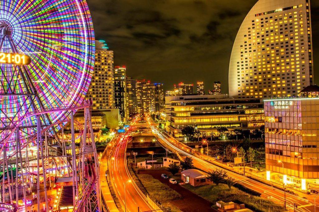 Yokohama-Minato Mirai- Jrobkatsuura