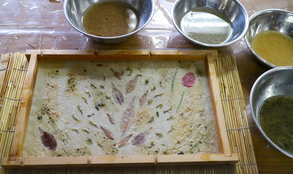 washi paper kamikoya