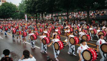 Morioka festival