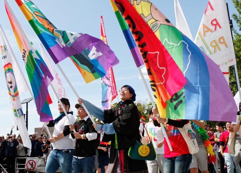 Tokyo Rainbow Pride Parade 2019.