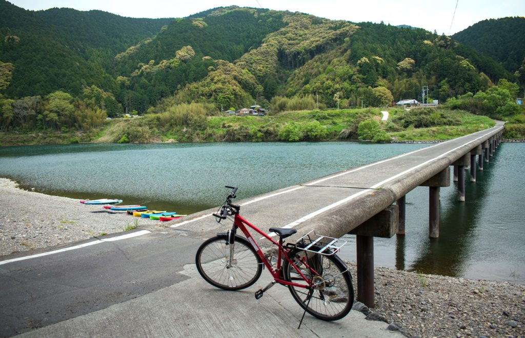 Shimanto River Lucy Bike