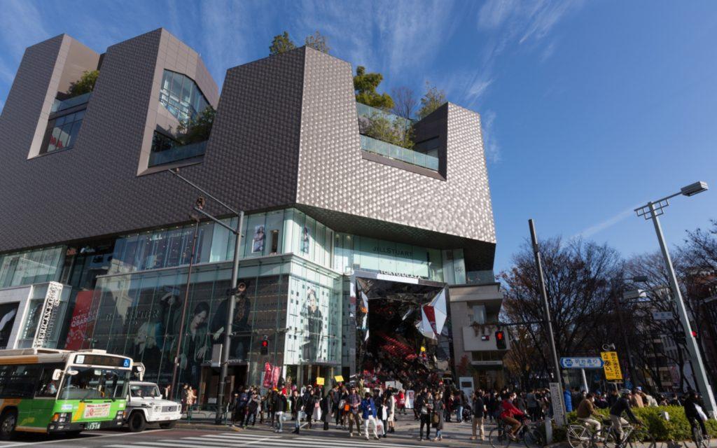 Top 5 Starbucks in Tokyo with a View 2019 Omotesando Harajuku Tokyu Plaza