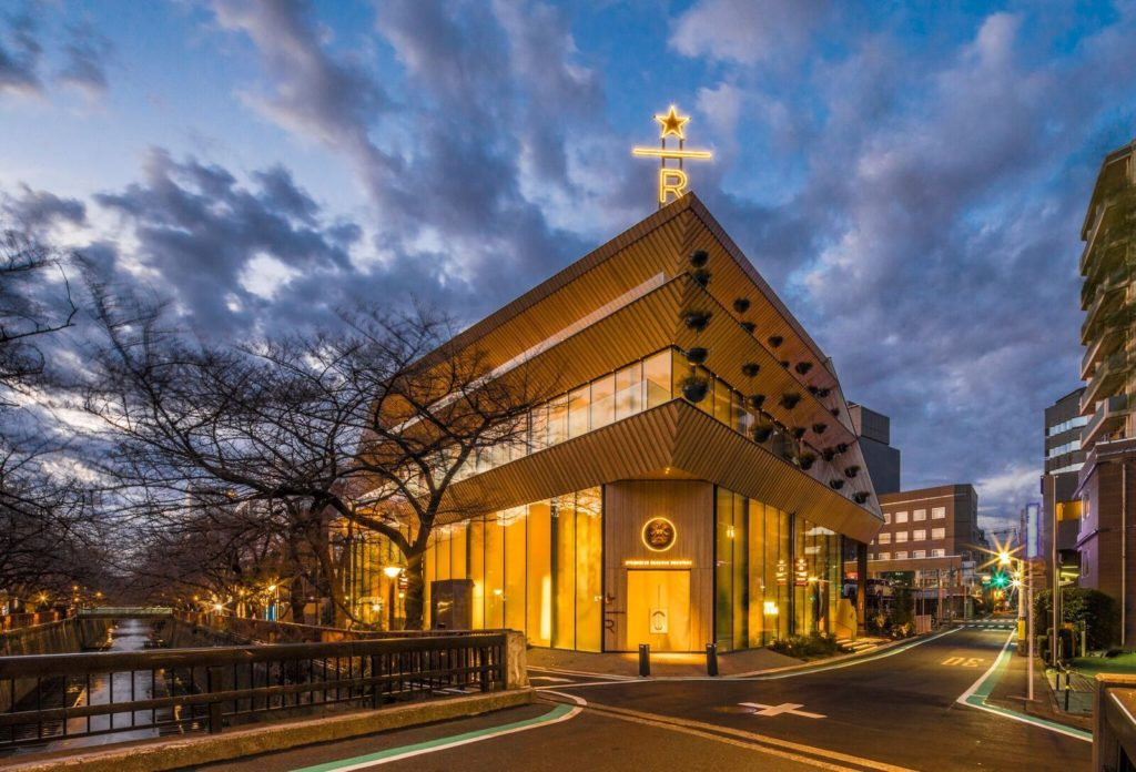 Top 5 Starbucks in Tokyo with a View 2019 Starbucks Nakameguro Reserve Roastery