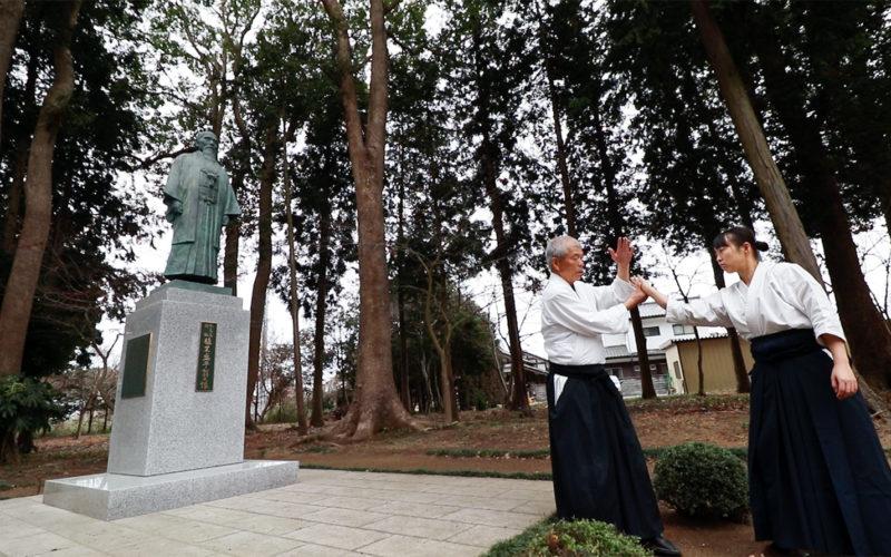 Aiki Shrine and Iwama Dojo in Ibaraki Prefecture