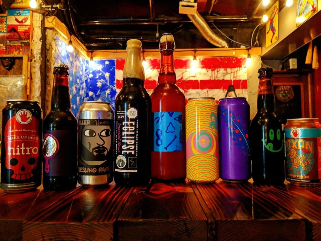 TNT Craft Beer Pub Osaka