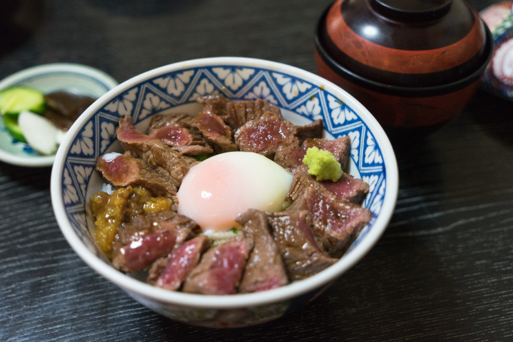Kumamoto Beef akaushidonburi