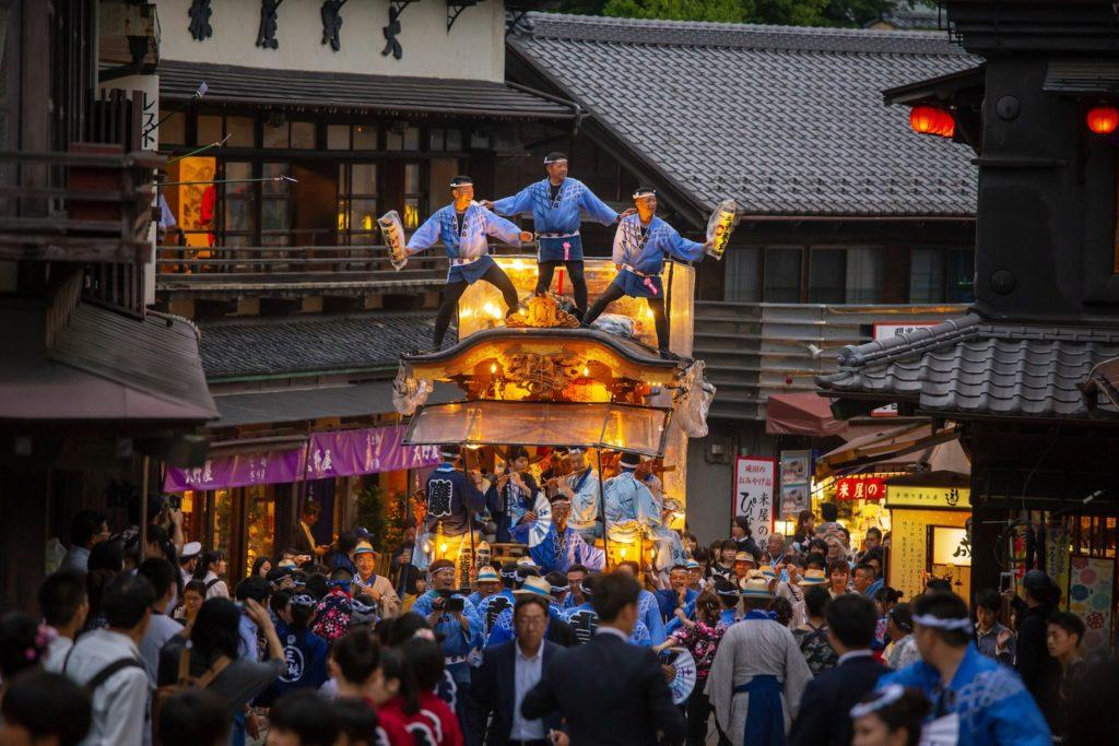 Narita Gion Matsuri Chiba