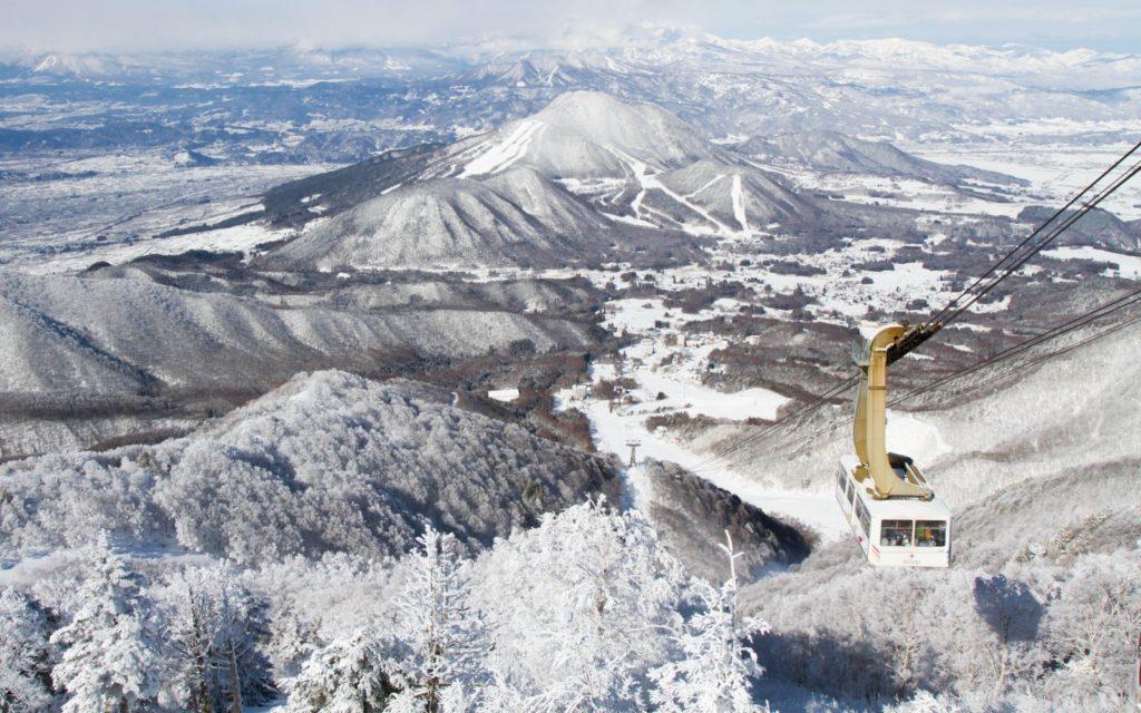 Ryuoo Ski Park Ropeway