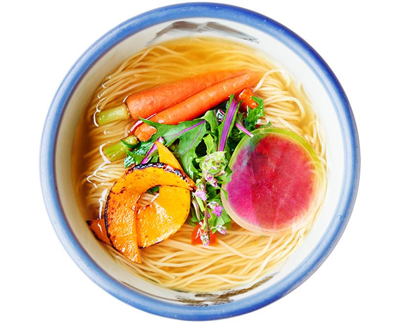 Afuri Vegan Ramen in Japan